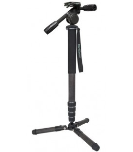 Varizoom CHICKENFOOT101 - Carbon Fiber 4-stage Monopod