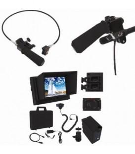Varizoom VZ-USPGFHD - Pistol Grip Zoom/Focus/Monitor Kit