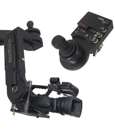 Varizoom VZCINEMAPRO-JR-K4 - CPJR Head w/ Deluxe Pro Jibstick Controller