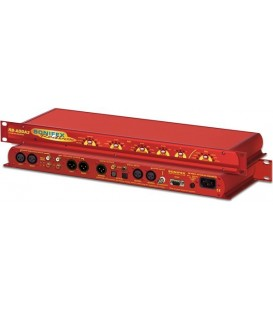 Sonifex RB-ADDA2 - Combined A/D and D/A Converter