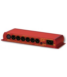 Sonifex RB-DDA6A - 6 Way Stereo AES/EBU Digital Distribution Amplifier