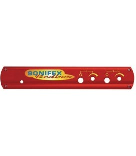 Sonifex RB-FR3 - Redbox RB-HD2 front panel, no 19 inches rack mount