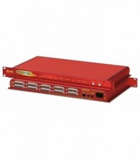 Sonifex RB-FS82DC - Audio Failover Switcher, 8 Main I/O, 2 Standby I/O, DC PSU