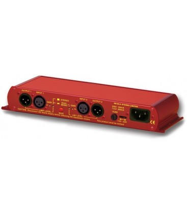 Sonifex RB-SL2 - Twin Mono, Or Stereo, Limiter