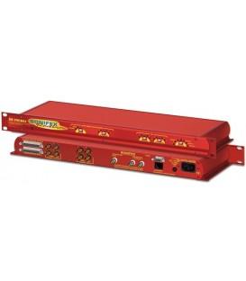 Sonifex RB-VHCMA4 - 3G/HD/SD-SDI Embedder & De-Embedder 4 Channel Analogue I/O