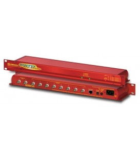 Sonifex RB-VHDA2X4 - 3G/HD/SD-SDI 2 Input, 8 Output Video Distribution Amplifier