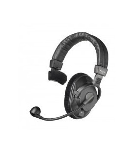 Beyerdynamic DT 280 MkII - One ear headset, closed dyn. Microphone (hypercardioid)