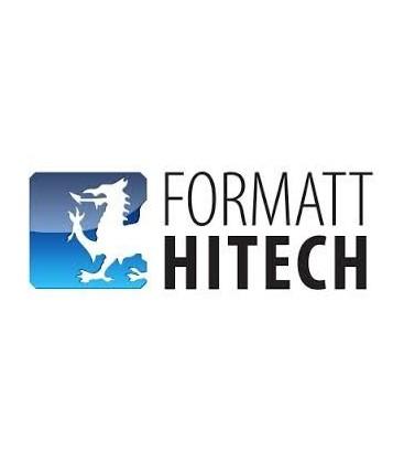 Formatt BF 58-CLEARST - HItech Glass 58mm