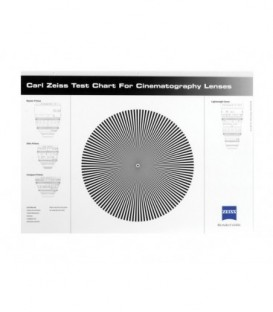 Zeiss 1849-755 - Siemens Star Test Chart