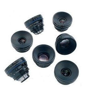 Zeiss 1769-714 - 4 Lens Custom Set, Basic