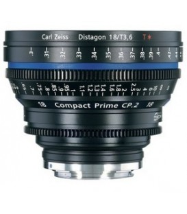 Zeiss 1907-588 - CP.2 3.6/18 T* - Metric - E MOUNT