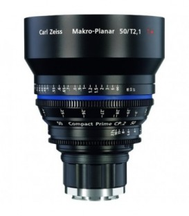 Zeiss 1847-315 - CP.2 2.1/50 Makro T* - Metric - PL MOUNT