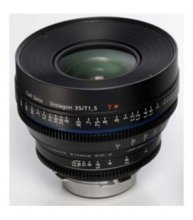 Zeiss 1916-639 - CP.2 1.5/35 T* - Metric Super Speed - PL MOUNT