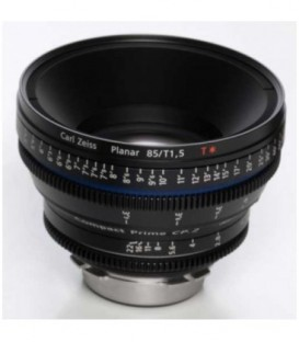 Zeiss 1957-506 - CP.2 1.5/85 T* - Metric Super Speed - PL MOUNT