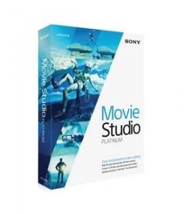 Sony ASPMS13099ESD - Movie Studio 13 Platinum Academic Single Download