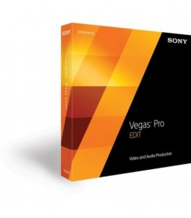 Sony ASVPE13099ESD - Vegas Pro 13 EDIT Academic Single User Download