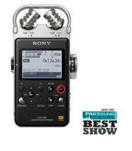 Sony PCM-D100 - High Resolution portable Audio-Recorder