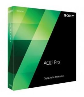 Sony ASAC7099ESD - ACID Pro 7 Academic Single User Download