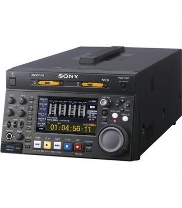 Sony PMW-1000 - Compact HD/SD SxS Recording deck