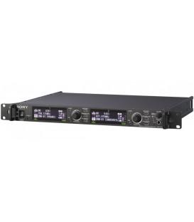 Sony DWR-R02D/42 - Dual Channel Rack Mountable Digital Wireless Receiver