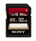 Sony SF32UX2 - SDHC UHS-I Card, Expert, 32 GB