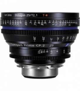 Zeiss 1907-592 - CP.2 2.1/25 T* - Metric - E MOUNT