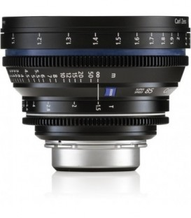 Zeiss 1957-558 - CP.2 1.5/85 T* - Metric Super Speed - EF MOUNT