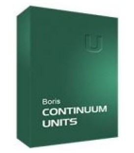 Boris FX BO-BC3D - Continuum Unit 3D Objects