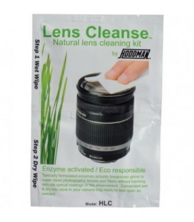 Hoodman HLC12 - Lens Cleanse Natural cleaning kit- 12 pk