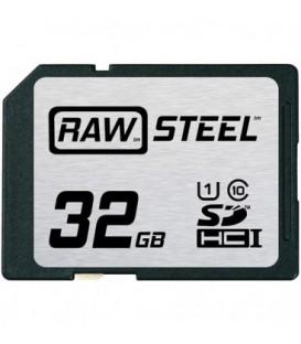 Hoodman RAWSDHC32GBU1 - RAWSTEEL SDHC 32GB UHS-1 90MB/s