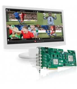 Matrox VS4PRO - HD-SDI Capture Card with VS4Recorder Pro Software Bundle