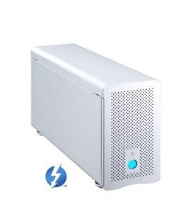 Netstor NT-NA211TB - TurboBox Thunderbolt - 3 Single Slots