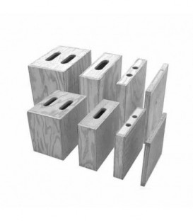 Matthews 259531 - Full Mini Apple Box 12 inches x 8 inches x 10 inches