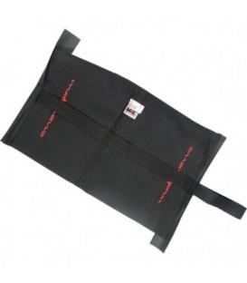 Matthews 299553E - 25 lb. Empty Sandbag- Cordura -Black