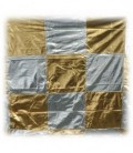 Matthews 309131 - 6ft x 6ft Checkerboard Lamé