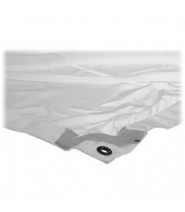 Matthews 319609 - 12ft x 12ft China Silk - White