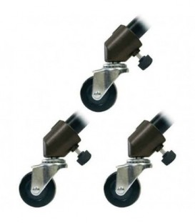Matthews 387102 - Wheels set of 3 22mm