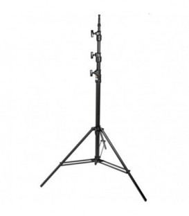 Matthews B387490 - Light / Heavy Triple Riser Kit Stand - Black