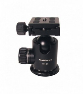 Matthews BH-20 - Ball Head Sold Separately