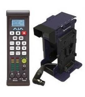 AJA KI-MOD-ACADPTR0 - 4K,2K,3G-SDI I/O - 120/240 AC to 12V DC 1.3mm barrel plug