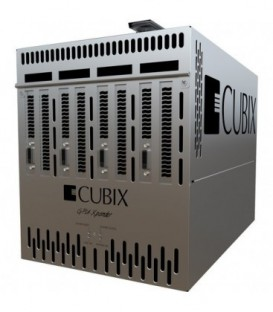 Cubix CU-XPDT-X16-4QF-INT - GPU-Xpander Desktop 4 - 4 PCIe x16 Slots - double-wide - quiet fan