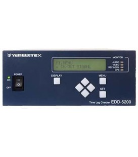 For-A EDD-5200 - Video/audio time lag checker