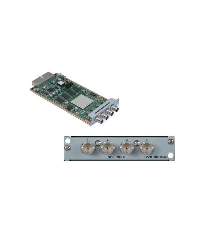 For-A HVS-30HSDI - SDI 4 input card w/Frame Sync and Up converter ...