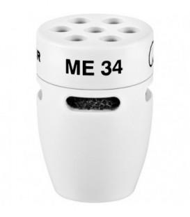 Sennheiser ME34 W - Mikrofon-Modul elektret Niere, weiss
