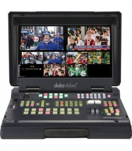 Datavideo 2200-2022 - HS-2200 - 6 input HD broadcast quality Mobile Studio
