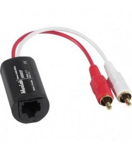 MuxLab 500027 - Stereo Audio Balun