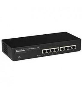 MuxLab 500301 - Catv Hub - 8 Ports, 220-240V