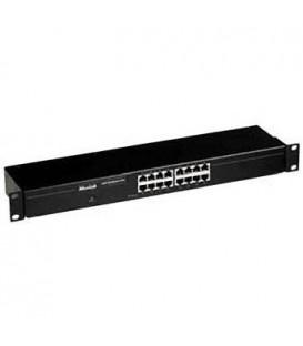 MuxLab 500304 - Catv Hub - 16 Ports, 220-240V