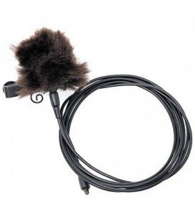 Rode MINIFUR-LAV - Synthetic Furry Windshield for Lavalier Microphones, black