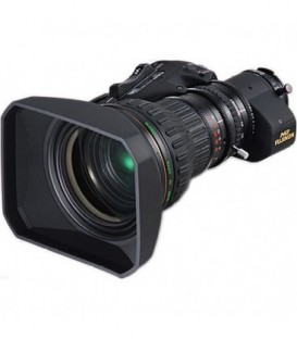 Fujinon ZA22X7.6BERM-M - ENG Style Lens with Servo Zoom and M6